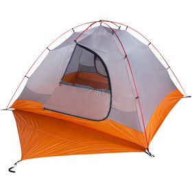 Nigor Guam 4 Tent, willow bough/burnt orange